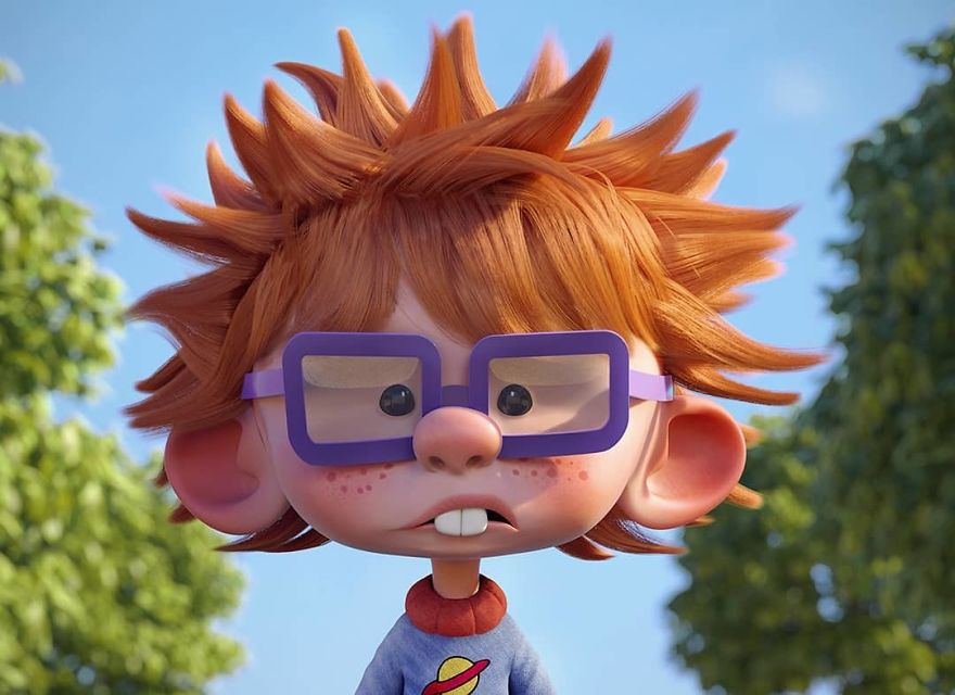 Chuckie (Rugrats)