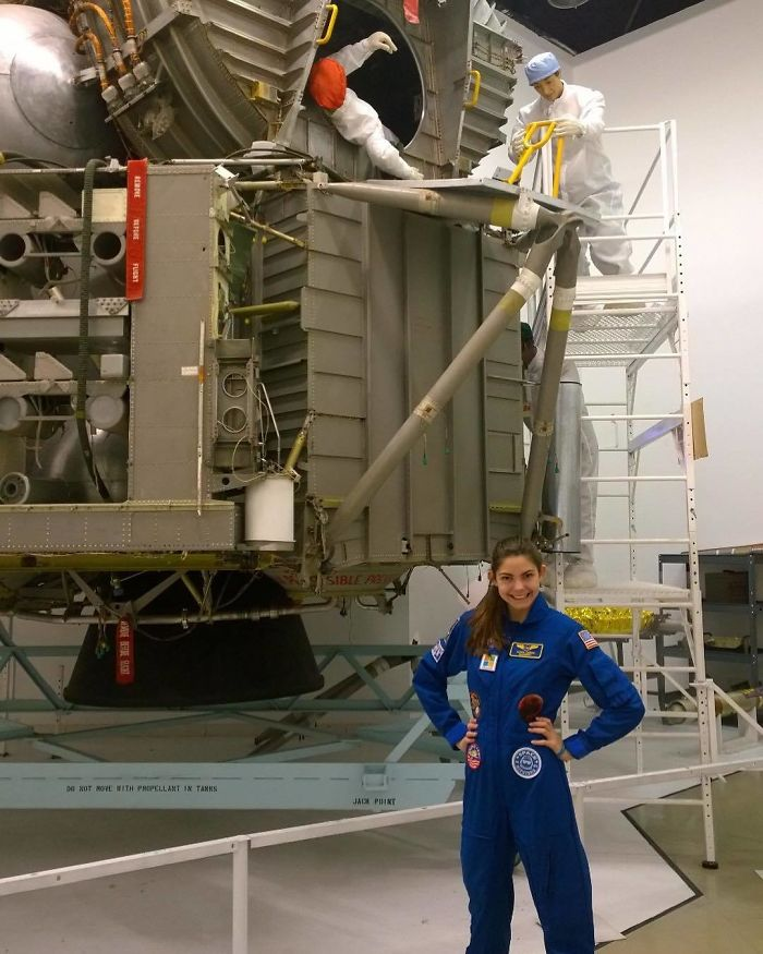 This Girl Is Preparing To Become The First Human On Mars And She's Only 17 (Update)