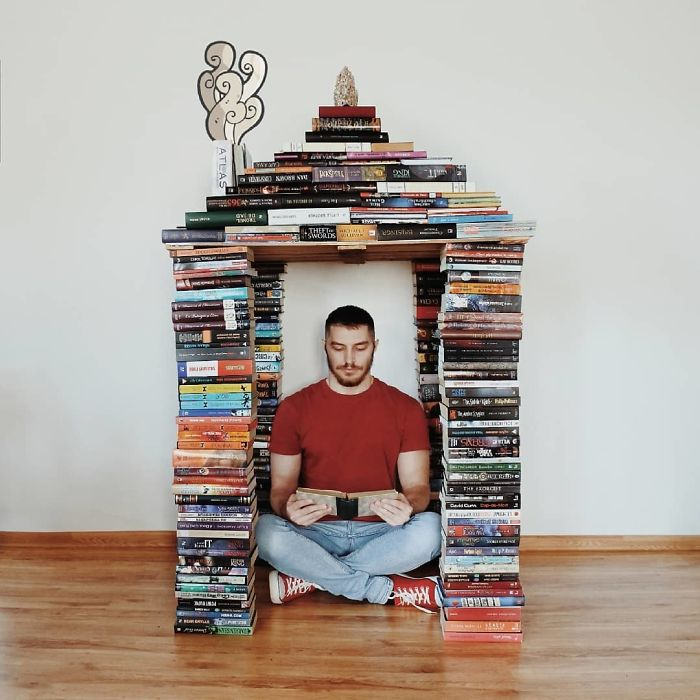 Books Art