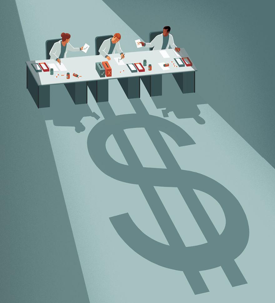 Pharma Money Can Bias Drug Approvals