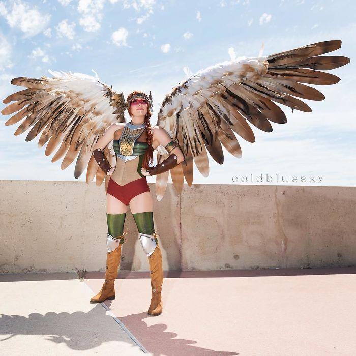Hawkgirl, Dc