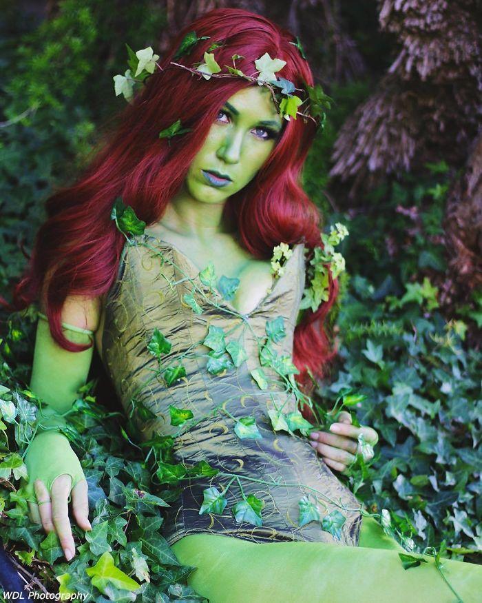 Poison Ivy, Dc