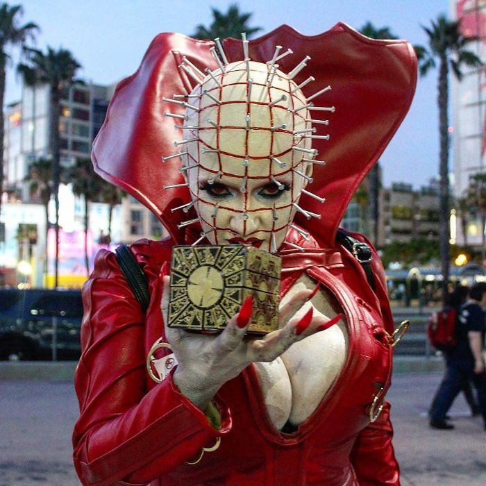 Living Dead Dolls Pinhead, Hellraiser