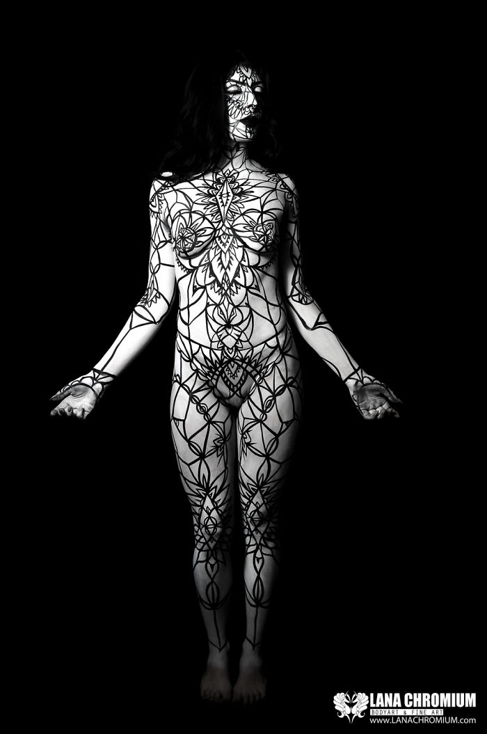 What Bodyart Is Your Favorite?