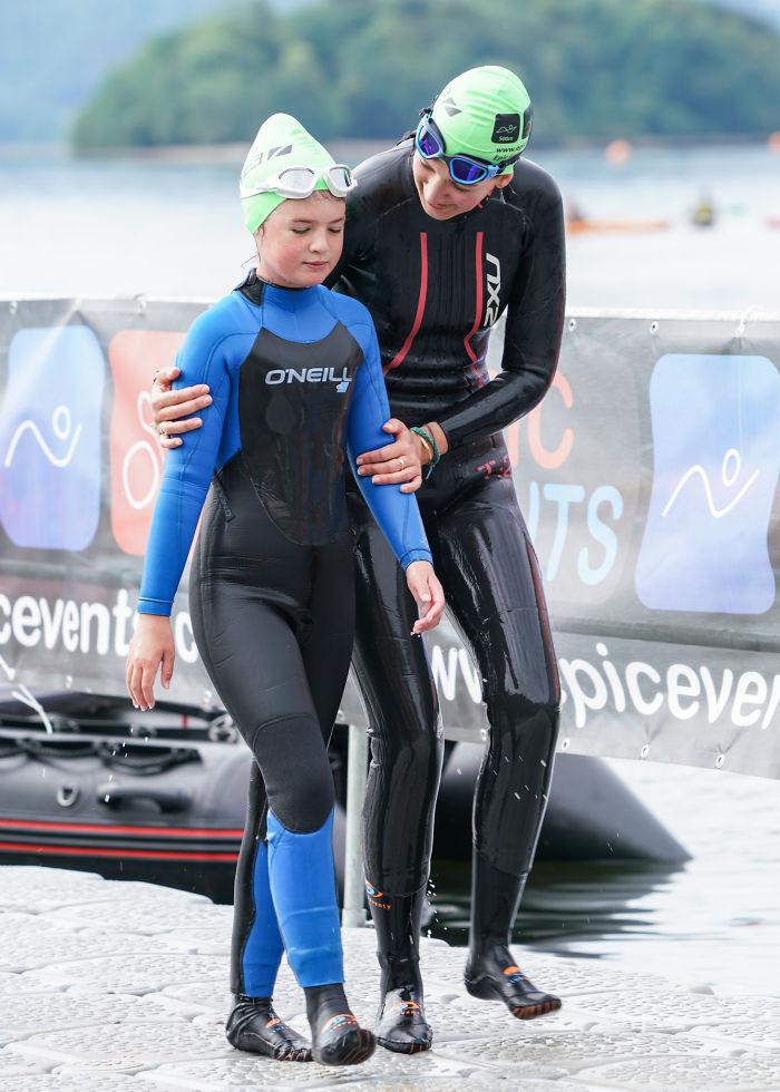 Isla's Epic Swim – A Big Challenge And Incredible Fundraising