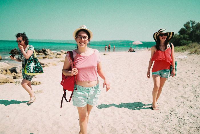Song On The Beach