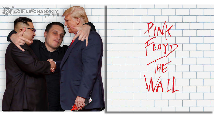 Pink Floyd – The Wall (1979)