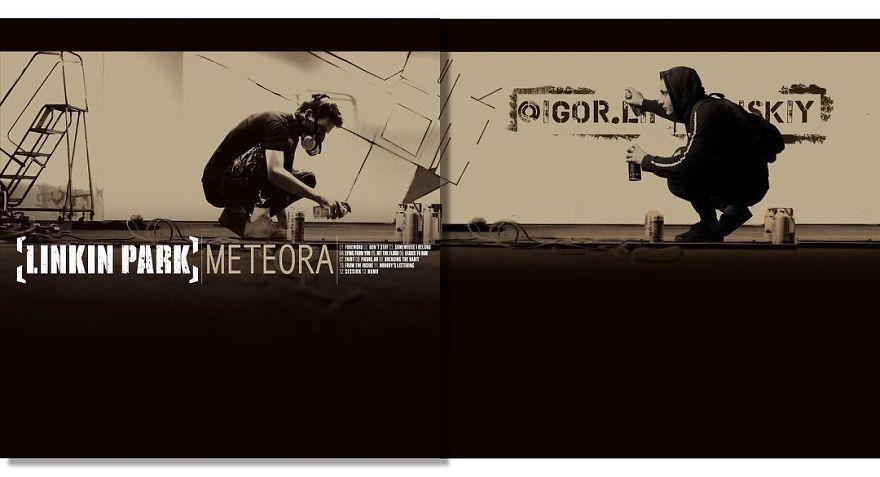 Linkin Park — Meteora (2003)