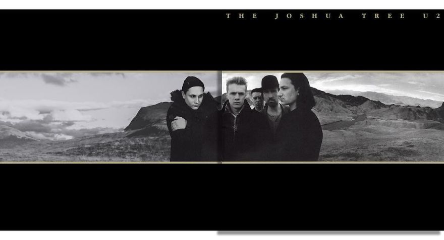U2 — The Joshua Tree (1987)