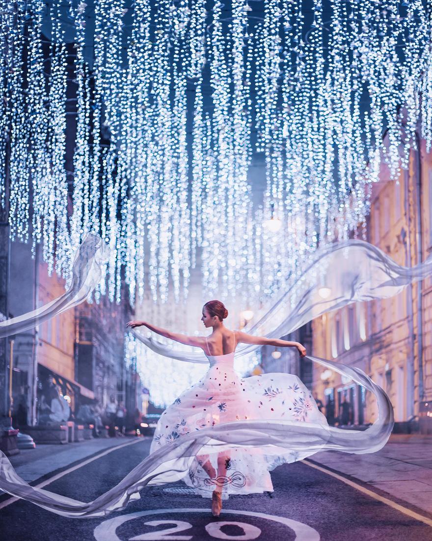 Moscow, Russia. Model: Valeria