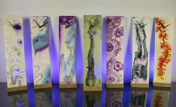 The Latest Works By Glass Artist And Lighting Designer Craig Anthony