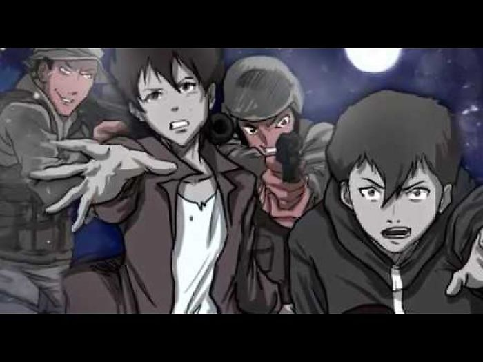 journey Of Bravery Manga Trailer #1