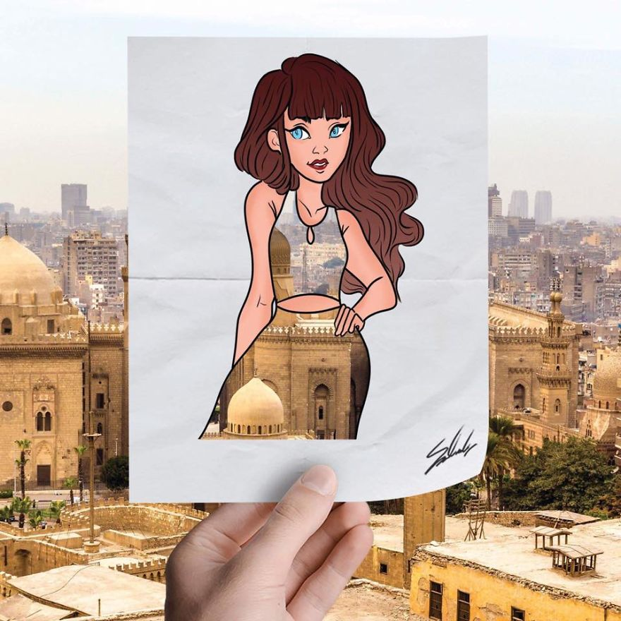 Mohamed Salah Shows The Beauty Of Egypt In A Special Way