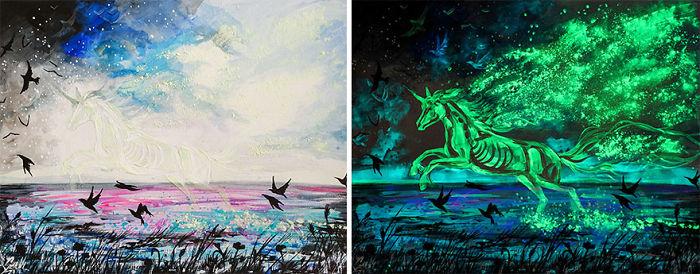 Glow-In-The-Dark-Paintings-Vivien-Szaniszlo