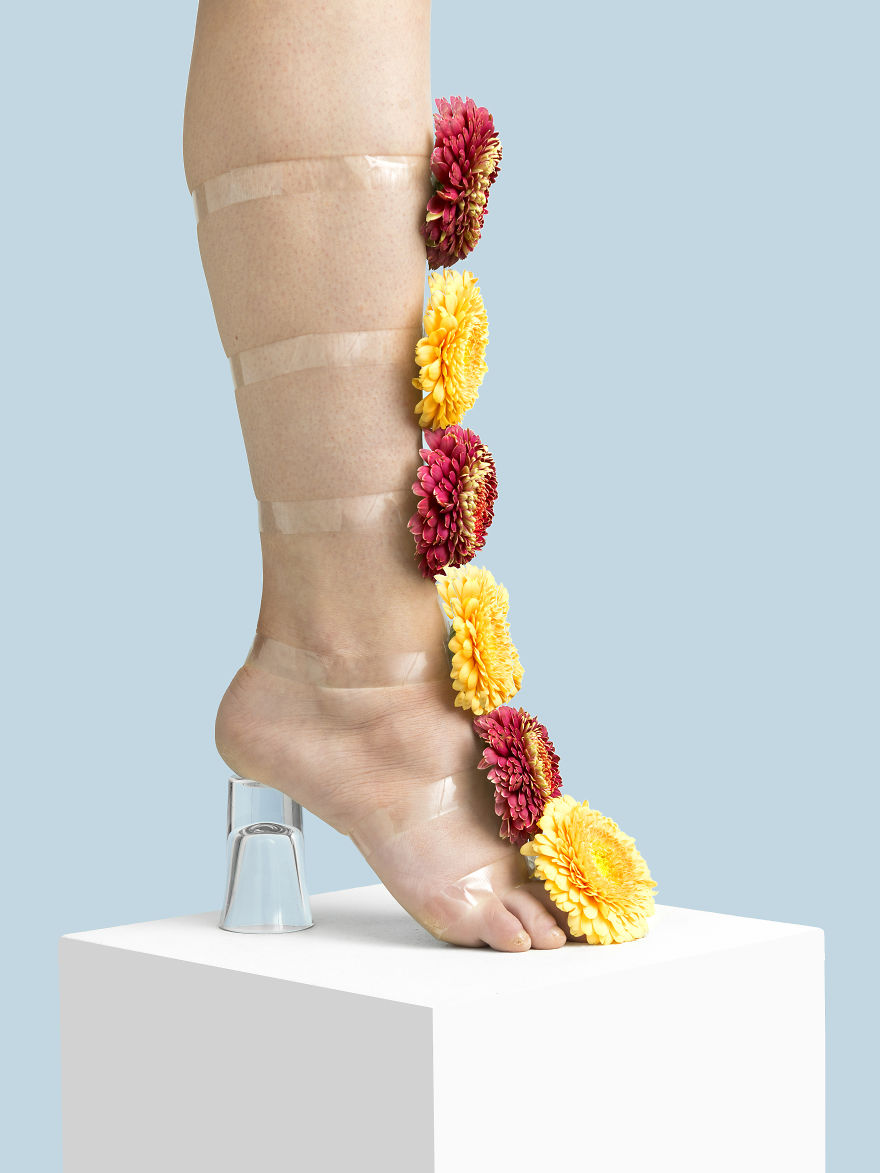 The Flower Sandal