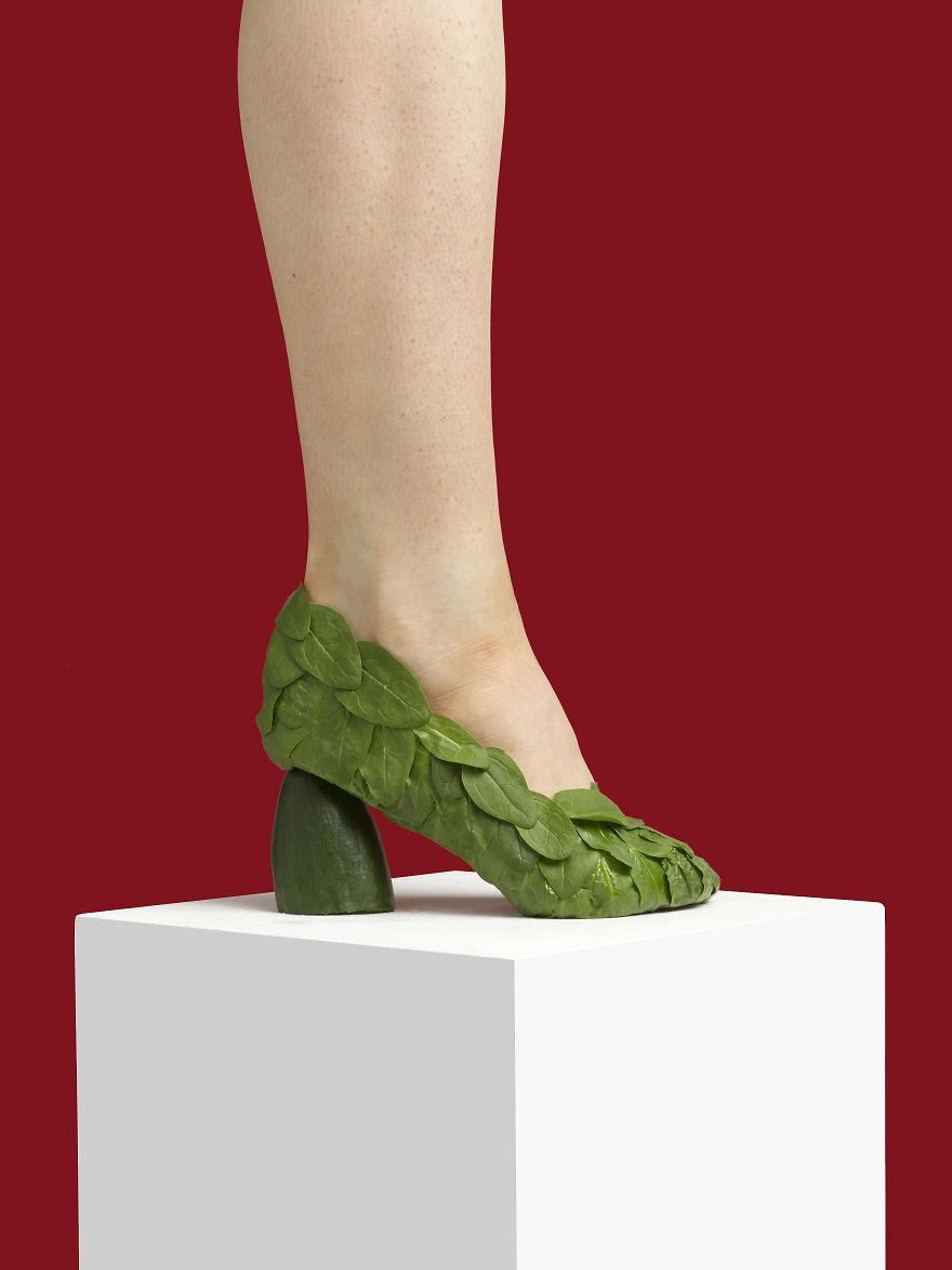The Detox Cinderella Shoe