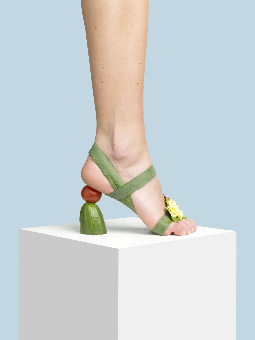 The Vegan Stiletto
