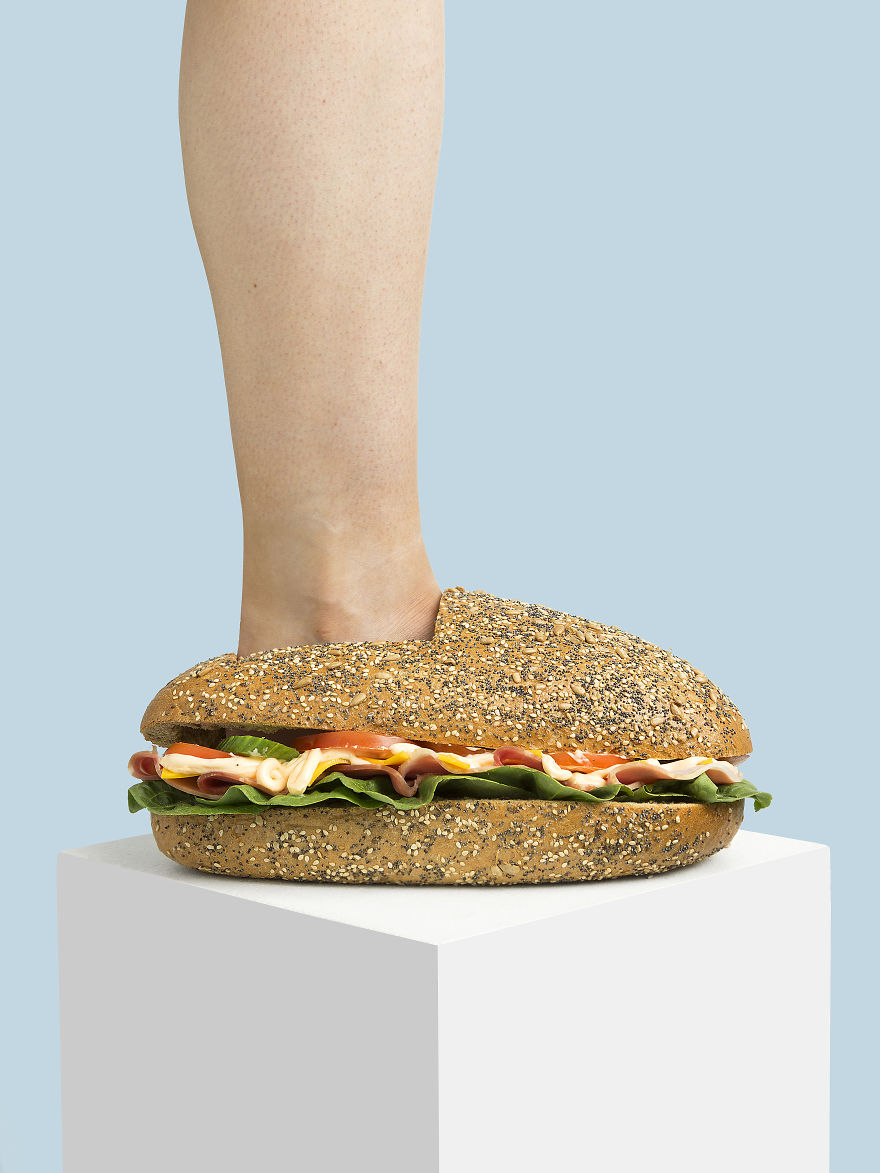 The Sandwich Shoe