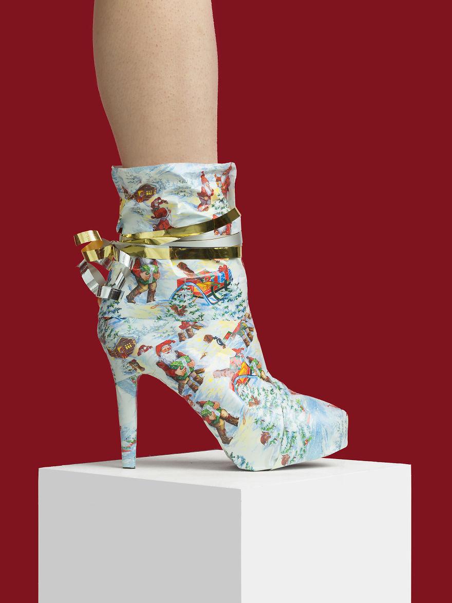 The Christmas Edition Gift Boot