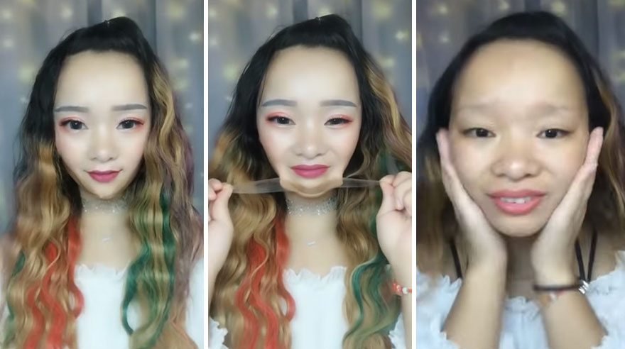 After Seeing These 22 Women Remove Their Makeup You Will