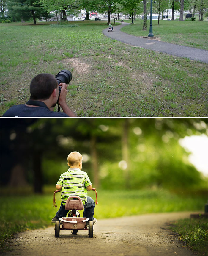 See What The Photographer Sees