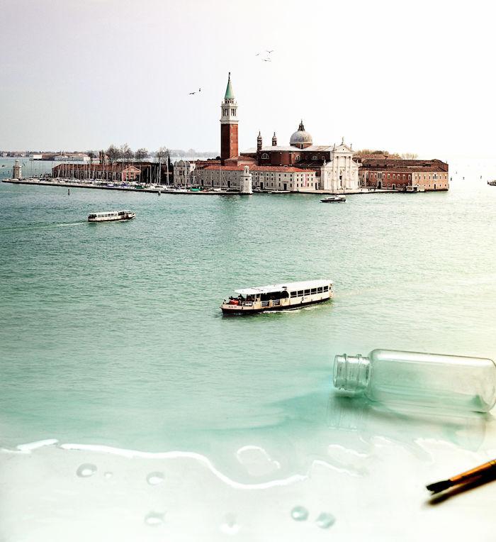 Venice In A Bottle