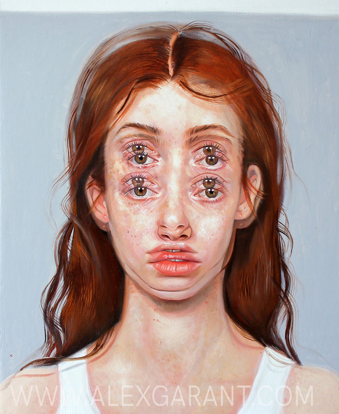 Painting Between Sleep And Wakefulness