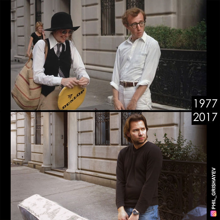 What Famous Movie Locations Looked Then And Now