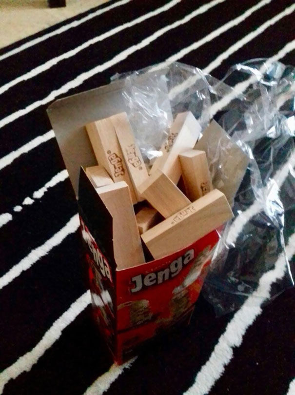 I Asked My Girlfriend's Sister To Put My Jenga Away After She And Her Boyfriend Were Done Playing