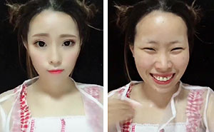 After Seeing These 10+ Women Remove Their Makeup You Will Never Be Able To Trust Anyone Again