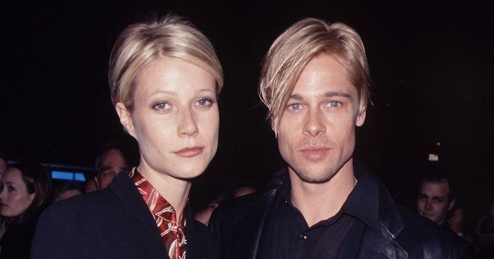 Se dan cuenta de que Brad Pitt siempre se parece a la mujer con la que está saliendo, y ahora no podemos borrarlo de nuestra mente