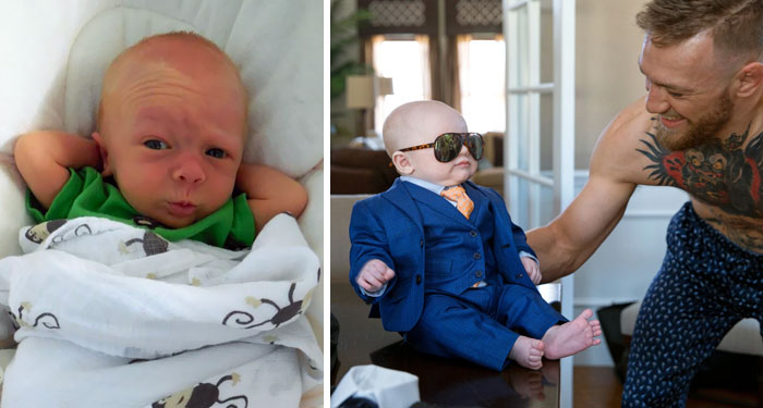 29 Charming Babies That Look Like They're About To Steal Your Man Or Woman