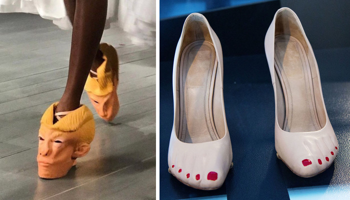 119 Of The Weirdest Shoes Collected To One Fabulously Bizarre Instagram Account