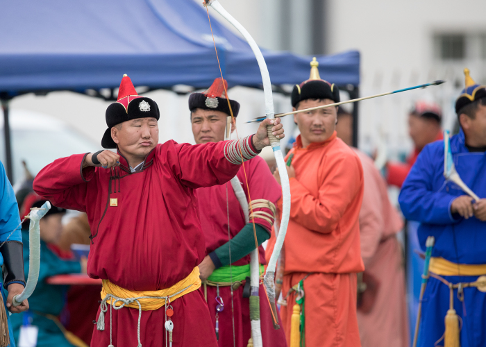 25 Outstanding Photos Show Exactly What Mongolian Naadam Festival Is