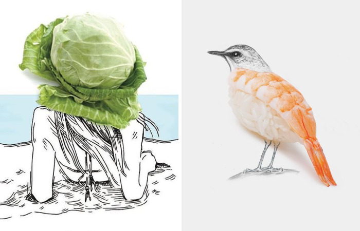 Artist Turns Ordinary Everyday Objects Into Clever Illustrations