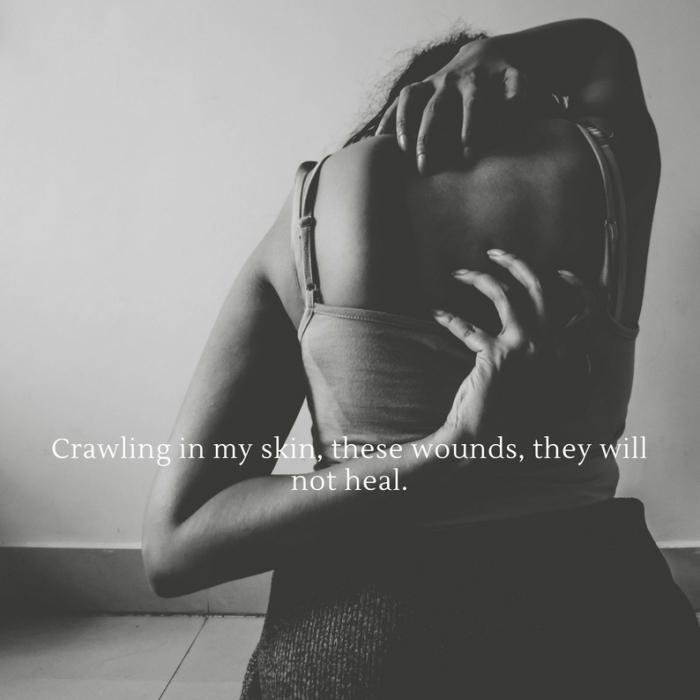I Show You What Depression Feels Like Using Iconic Linkin Park Lyrics & Photography