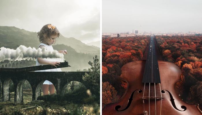 52 Surreal Photo Manipulations That I Created