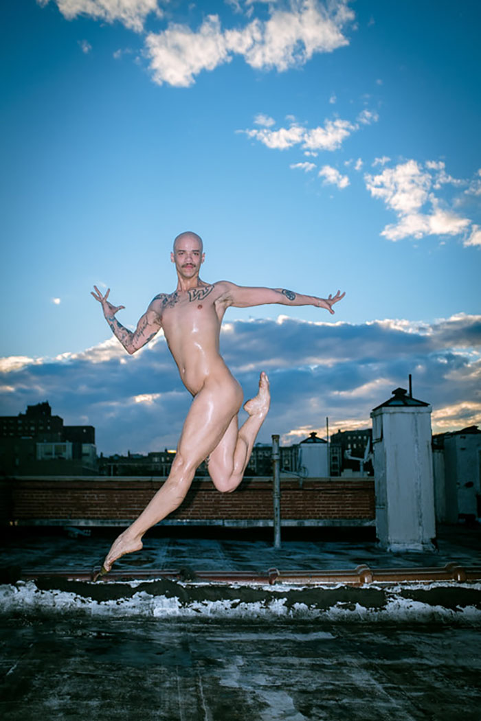 11 Fearless Dancers Strip Down On NYC Rooftops, And The Result Will Make Your Heart Beat Faster