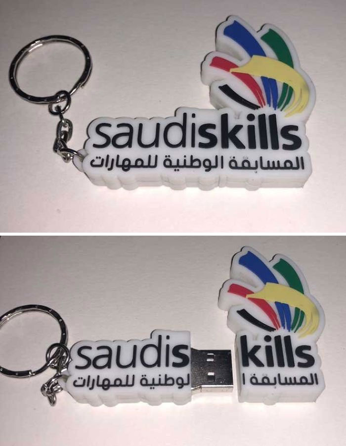 This Usb Drive Reveals Saudi's True Intention