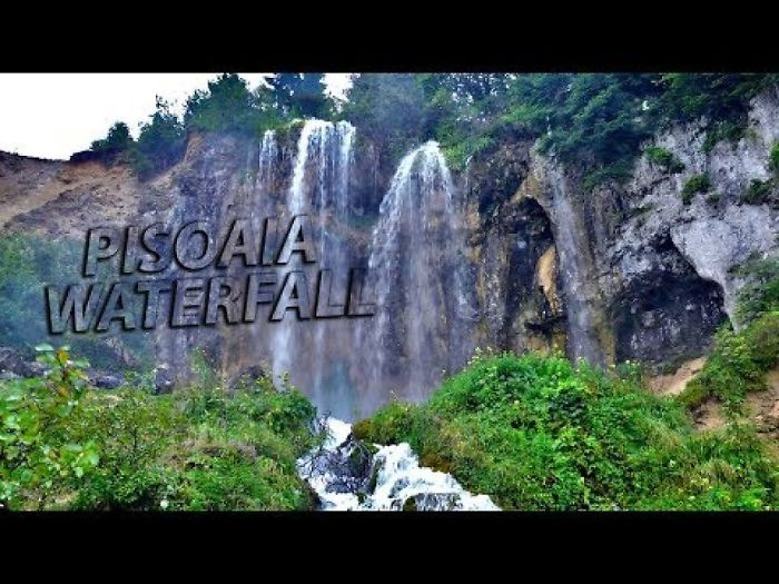 Cascada Pisoaia – Most Beautiful Waterfall In Romania, Vidra, Alba County. What A View!