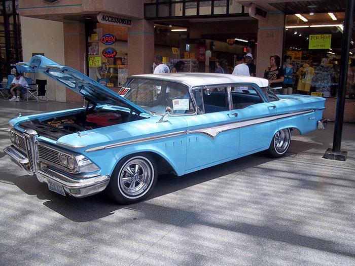 Edsel, Ford Motor Company, 1957
