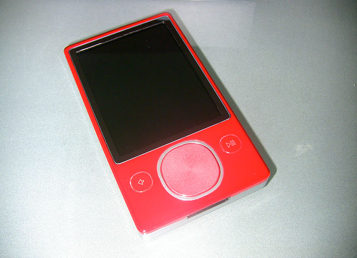 Microsoft Zune, 2006