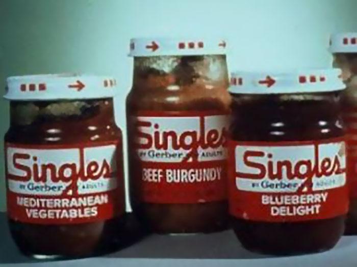 Gerber Singles, 1974