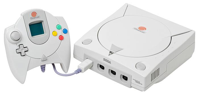 Dreamcast, Sega, 1999