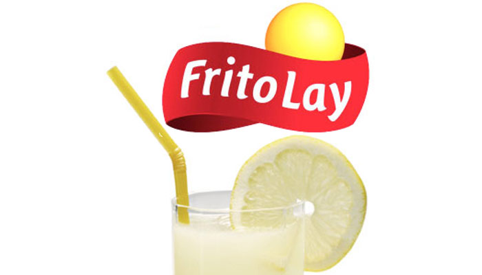 Frito-Lay Lemonade, Pepsico, 1998