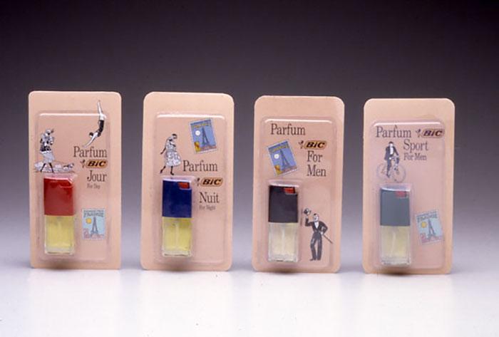 Parfum Bic, 1989 - 1990