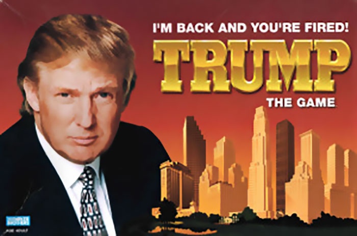 Trump: The Game, 1989