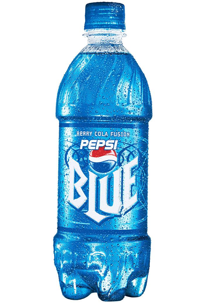Pepsi Blue, 2002