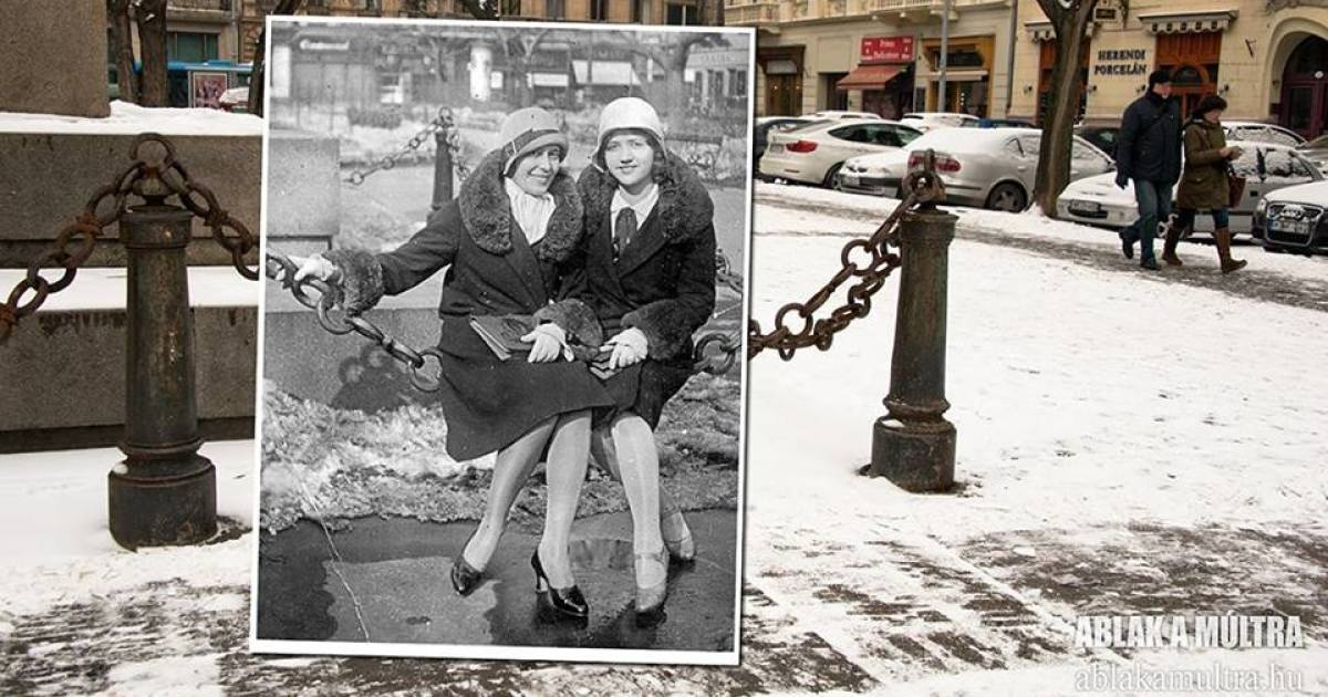 Hungarian Photographer Takes Us Back In Time By Mixing Past And Present In His Pictures