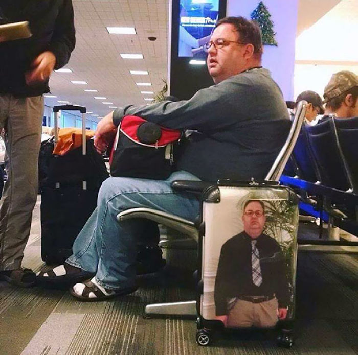 Así nunca perderás tu equipaje